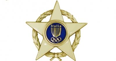Onoreficenze sportive CONI 2017