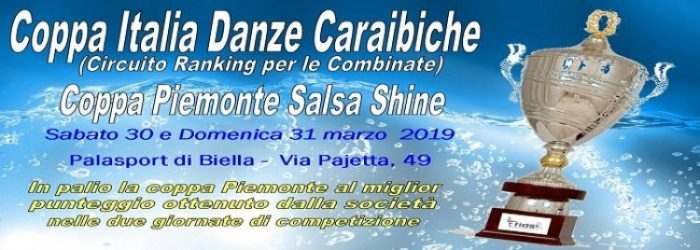 Coppa italia 30 31 marzo 2019